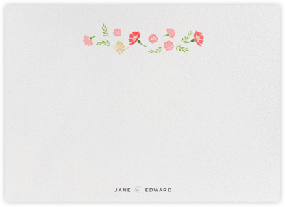 Marianne II (Thank You) - Paperless Post - Personalized Stationery
