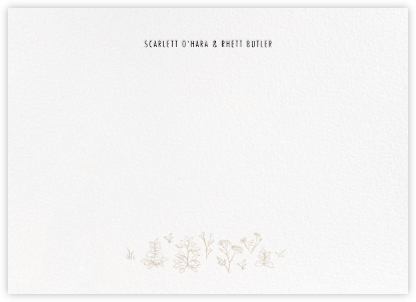 Francesca II (Thank You) - Athena - Paperless Post -