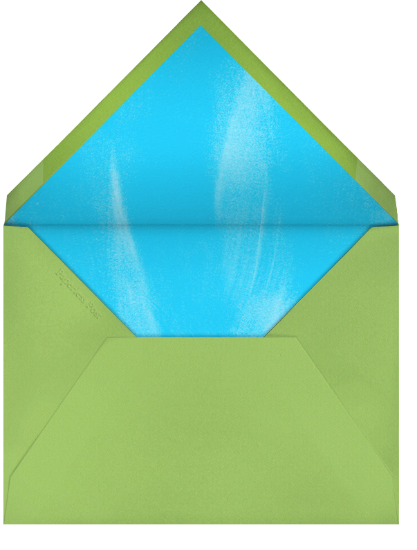 Have a Hoppy Good Time - Paperless Post - Easter - envelope back