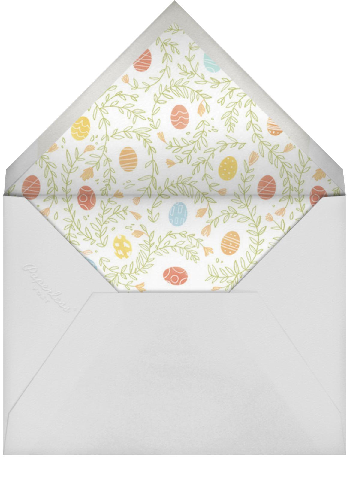 Egg Vine Photo - Paperless Post - Envelope