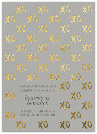 Bisou Bisou - Kelly Wearstler - Kelly Wearstler Invitations