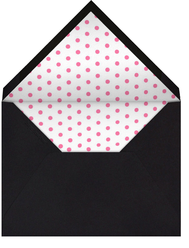 Neon Lights - Bachelorette - Paperless Post - Bachelorette party - envelope back