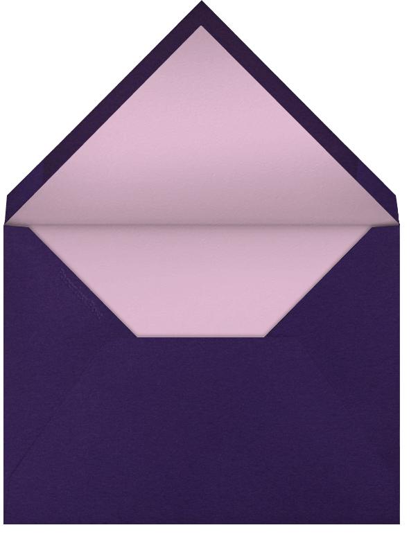 Fox Love (Meg Hunt) - Red Cap Cards - Mother's Day - envelope back