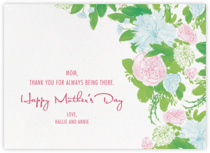 Elizabeth - Paperless Post - Mother's day cards