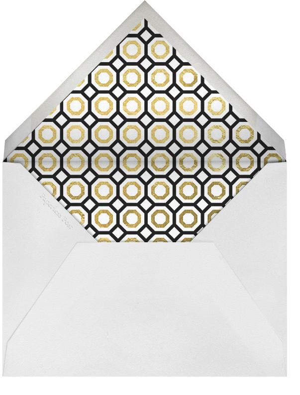 Nixon - Black And Gold - Jonathan Adler - Envelope