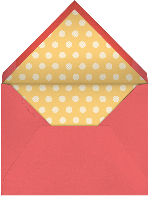 Supermom - Paperless Post - Mother's Day - envelope back