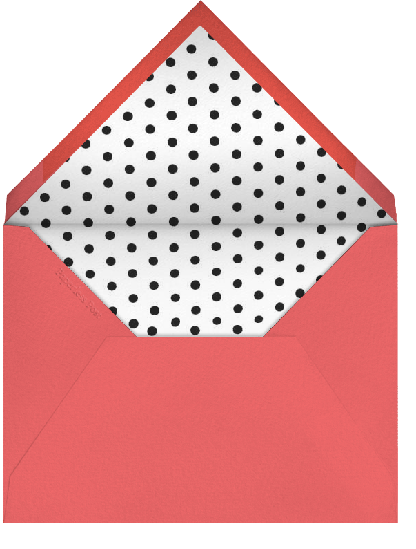 Kentucky Belle - Paperless Post - Sports - envelope back
