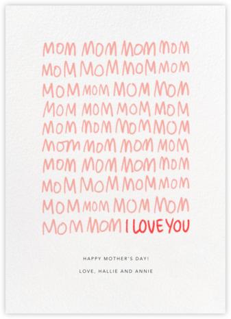 MomMomMom - Paperless Post - Online Cards