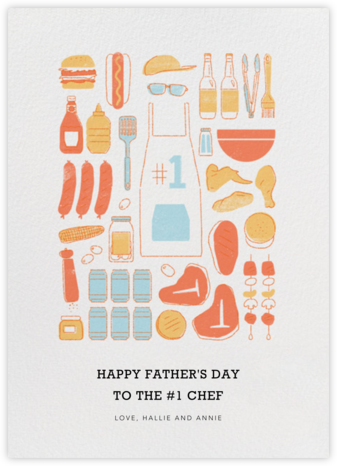 Char Broil - Paperless Post - Father's Day Cards