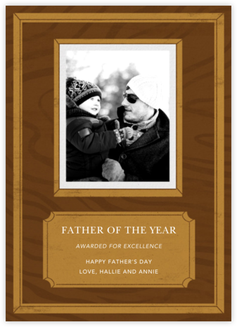 Employee of the Month - Paperless Post - Father's Day Cards