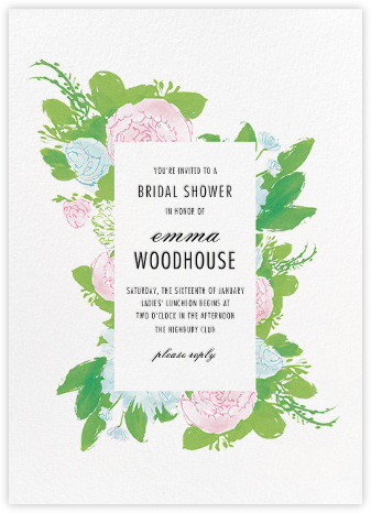 Elizabeth - Paperless Post - Bridal shower invitations