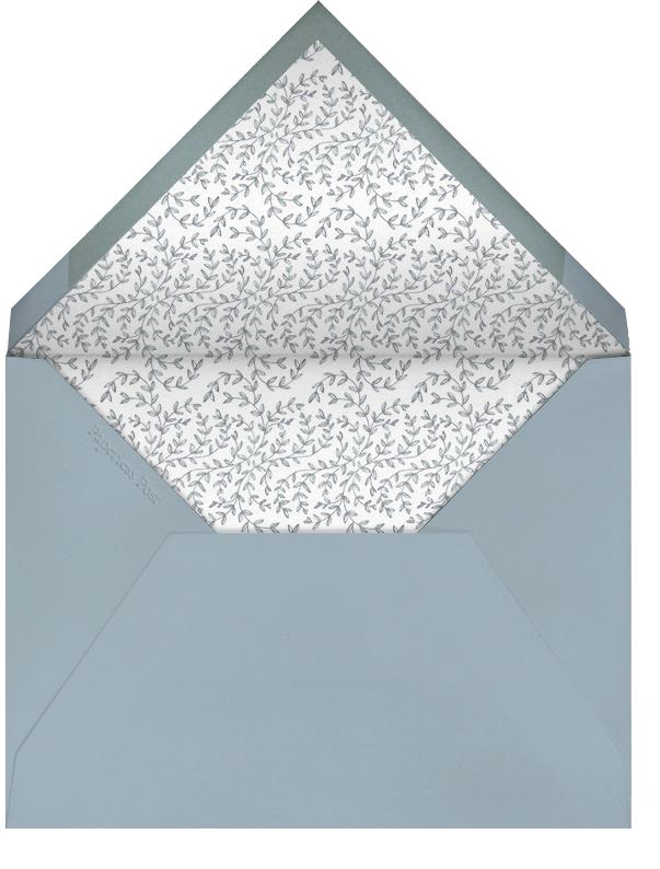 Sylvia II - Paperless Post - Bridal shower - envelope back