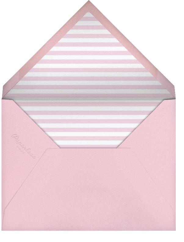 Splashy Splashy - Paperless Post - Bachelorette party - envelope back