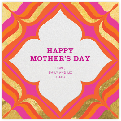 Lucy in the Sky - Jonathan Adler - Mother's day cards
