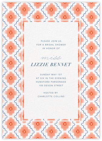 Ryad - Paperless Post - Bridal shower invitations