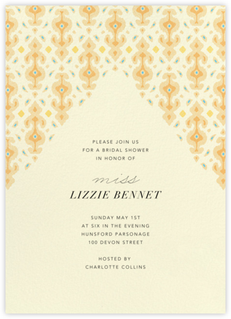 Ourain - Paperless Post - Bridal shower invitations