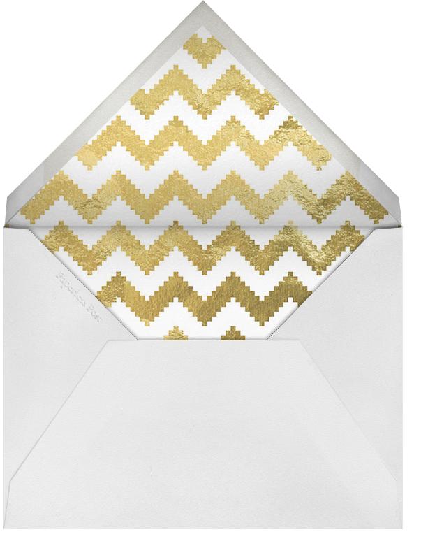 Royal Glam - Hot Pink - Jonathan Adler - Birthday - envelope back