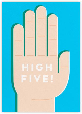 High 5 - Fair - The Indigo Bunting - Indigo Bunting