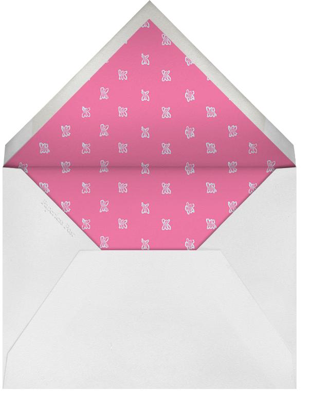 Underthings - Blue - Paperless Post - Bridal shower - envelope back