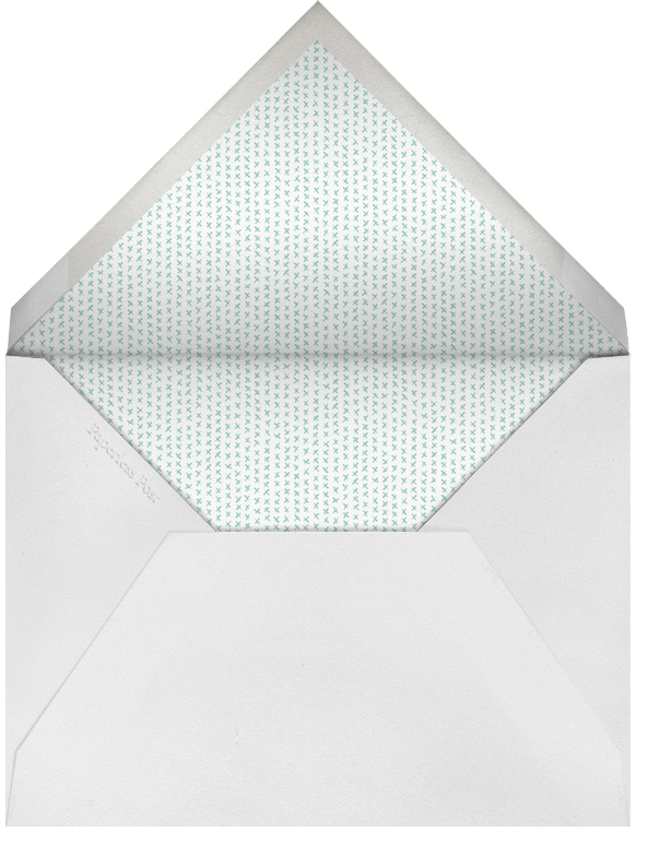 Celadon - Paperless Post - Charity and fundraiser  - envelope back