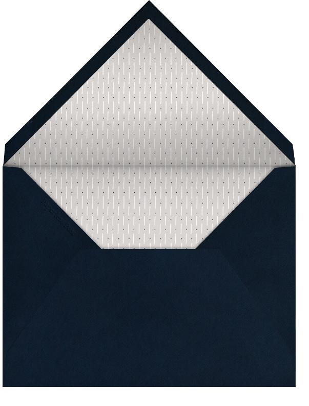 Triple Inner Bevel - Ivory (Large Tall) - Paperless Post - Charity and fundraiser  - envelope back