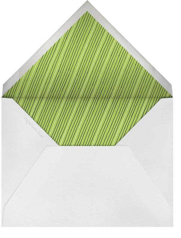 Golden Ticket - Bronze - Paperless Post - Envelope