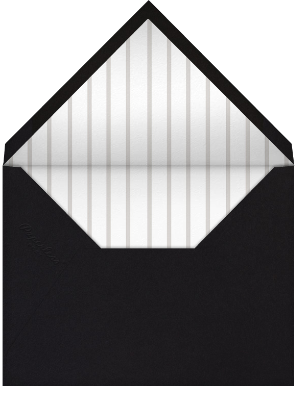 Oyster (tall) - Paperless Post - Charity and fundraiser  - envelope back