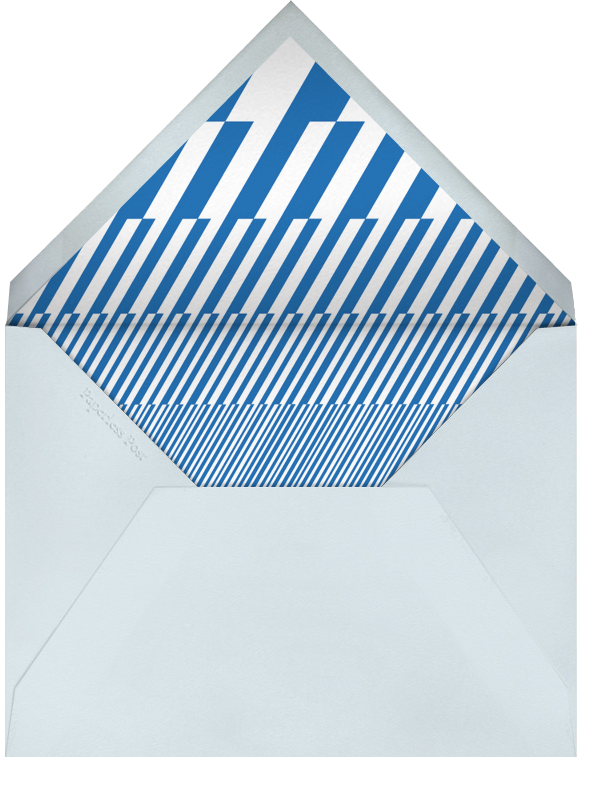 Bucket of Popcorn - Blue - Paperless Post - Viewing party - envelope back