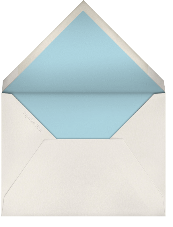 Bingo Card - Paperless Post - Envelope