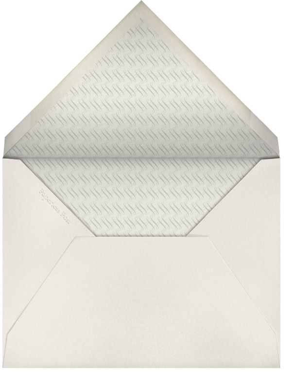 BYOB - Derek Blasberg - Envelope