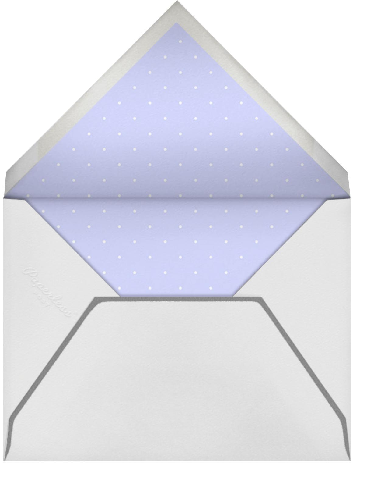 Hit the Lanes - Wisteria - Mr. Boddington's Studio - Adult birthday - envelope back