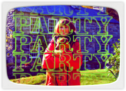 Party Transmission - Paperless Post - Adult Birthday Invitations