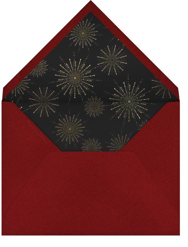 Red Carpet - Paperless Post - Envelope