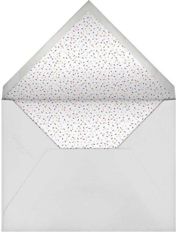 Papaya (Tall) - Paperless Post - Kids' birthday - envelope back