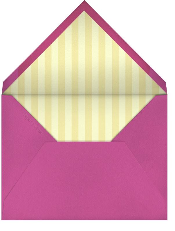 Center of Attention - Pink - Derek Blasberg - null - envelope back