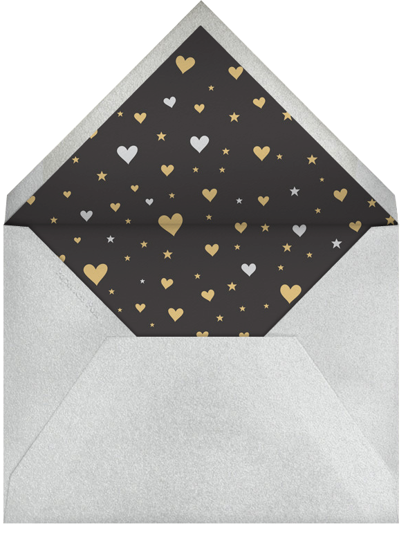 Sweet Stars & Hearts - Paperless Post - Birthday - envelope back