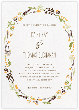 Willowmarsh - Tangelo - Paperless Post - Wedding Invitations