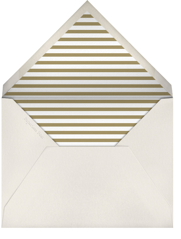 House Key - Paperless Post - Envelope