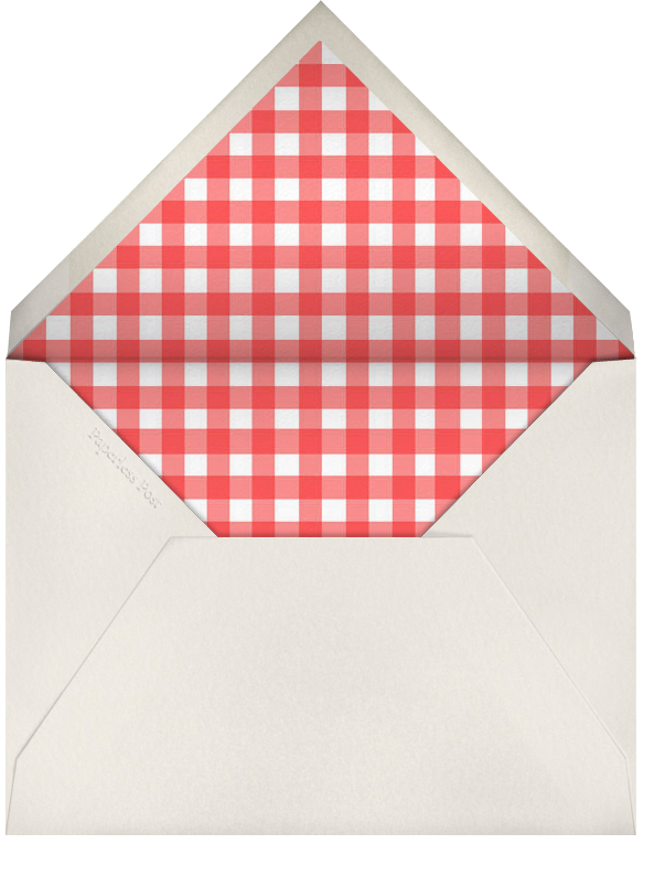 Hot Sauce - Paperless Post - Love and romance - envelope back