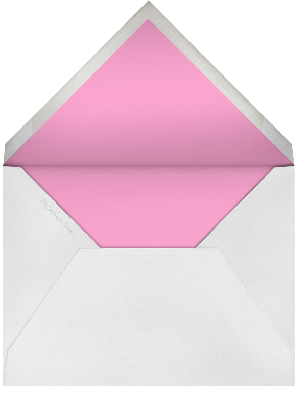 One in a Million - Paperless Post - Love cards - envelope back
