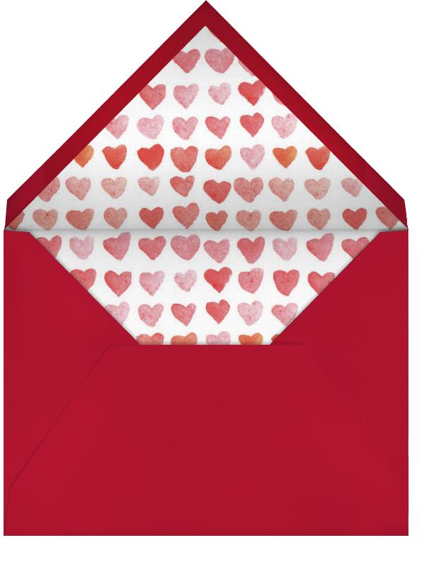 Je T'aime - Linda and Harriett - Envelope