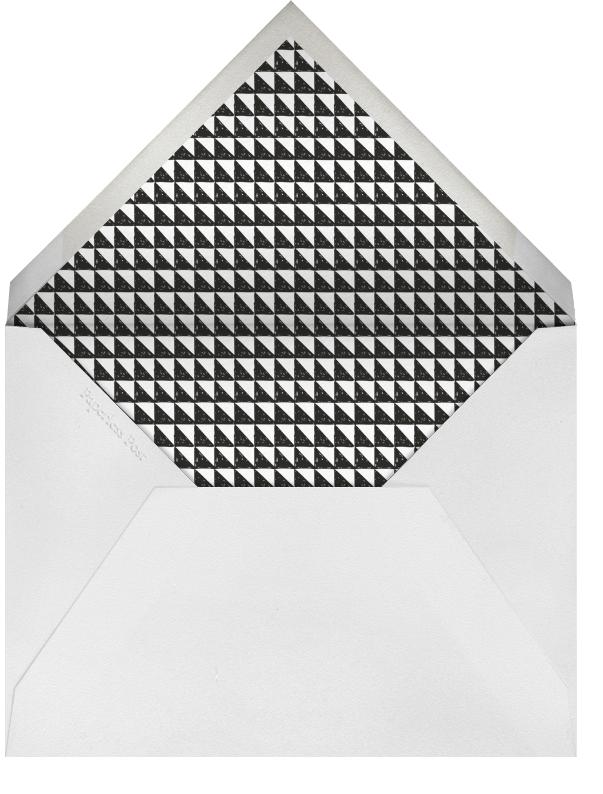 String of Lights - Mr. Boddington's Studio - Adult birthday - envelope back