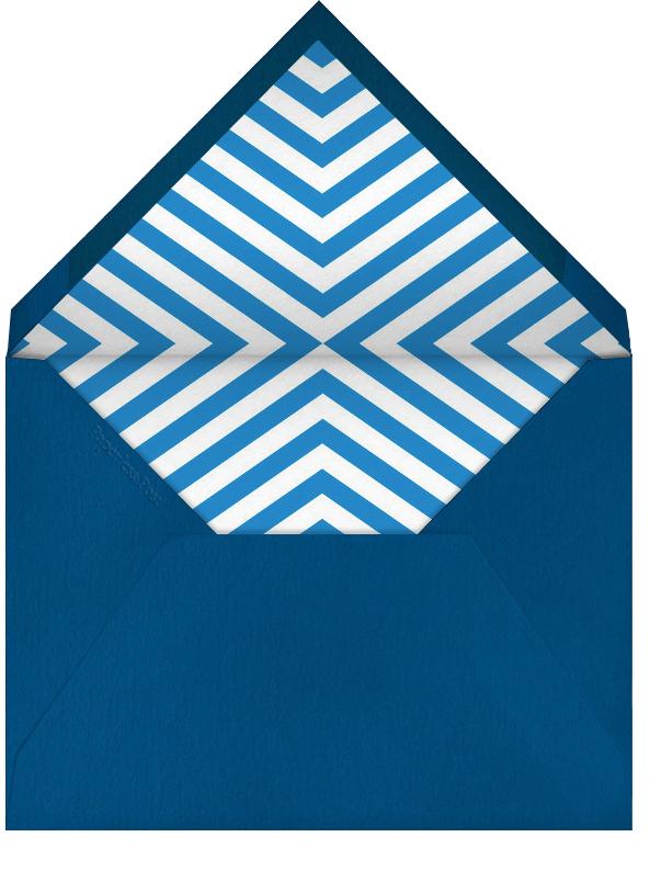 Polo - Blue - Jonathan Adler - Father's Day - envelope back