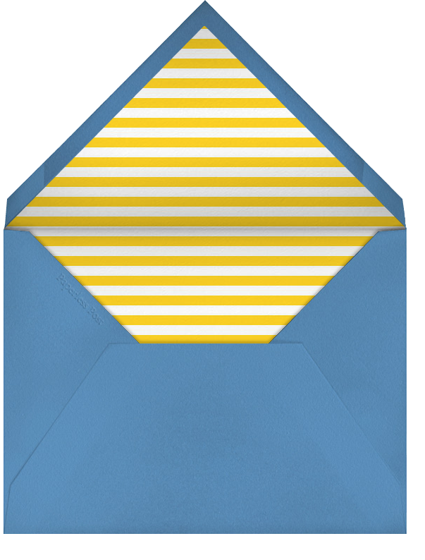 Around The Board - Paperless Post - Envelope