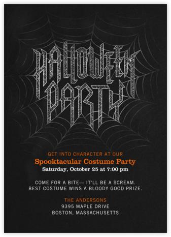 Halloween Party - Crate & Barrel