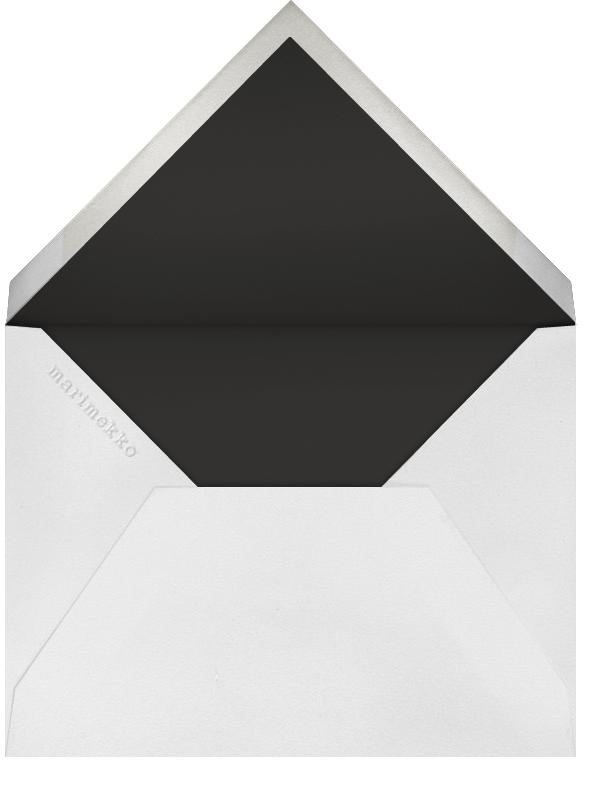 Kurjenmiekka (Square) - Marimekko - Cocktail party - envelope back