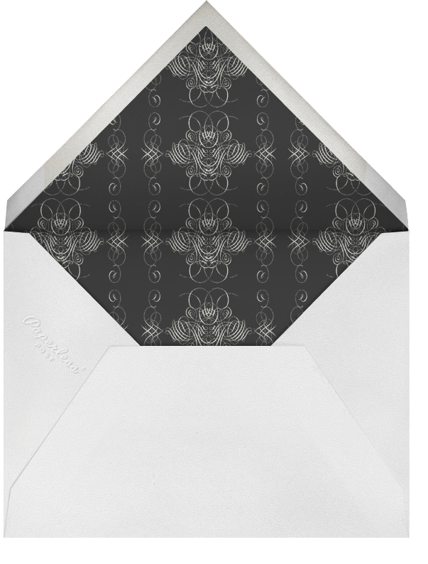 Thinking Of You - Black - Bernard Maisner - Envelope