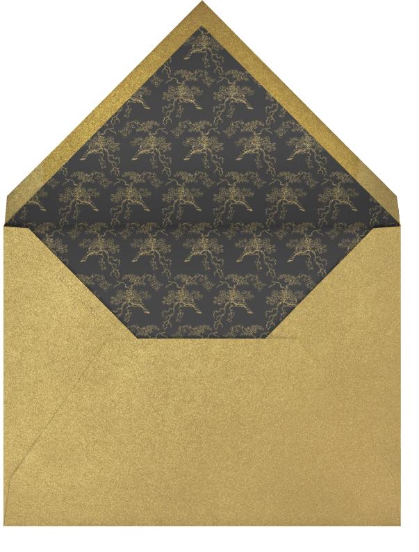 To Love And To Cherish - Black - Bernard Maisner - null - envelope back