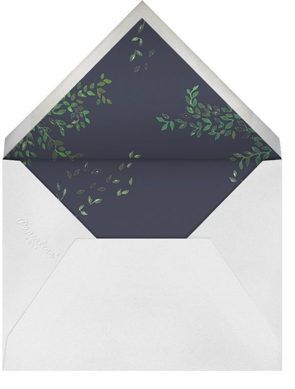 Hedgerow - Happy Menocal - General entertaining - envelope back
