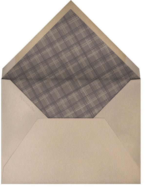 Playdeer Mansion - Paperless Post - Winter parties - envelope back